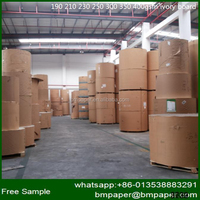 High Bulk Ivory board Bristol paper for packaging