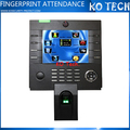 KO-Iclock3800 Best Quality Biometrics Fingerprint Time Attendance Access Control System