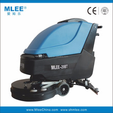 MLEE-20B rush lifting Robot floor washing drying machine Hotel home commercial dry Cleaning Equipment