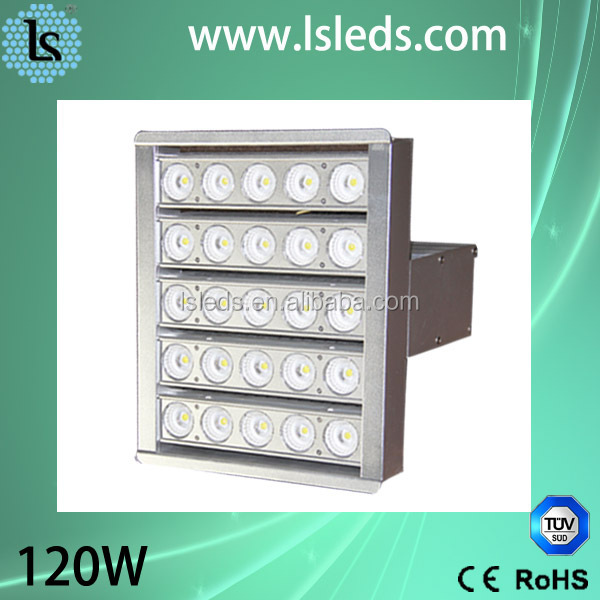 2015 new design ip66-68 high lumen led linear high bay with CE RoHs TUV ETL 5 years warrnty
