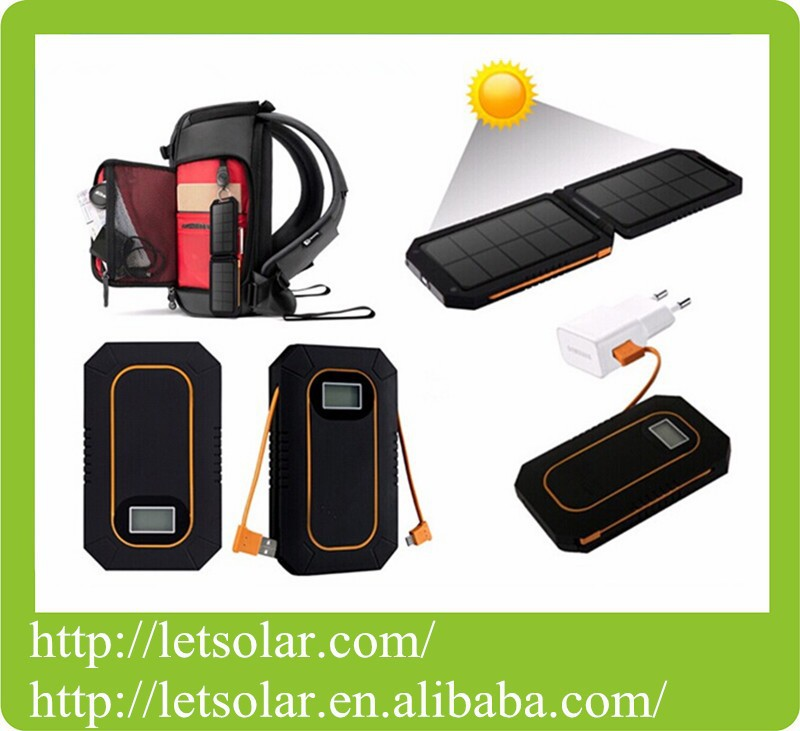2015 new portable solar power charger for iphone5/iphone5s/samsung note 2/samsung galaxy S5 etc