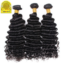 100% human hair extension high quality free sample hair bundles