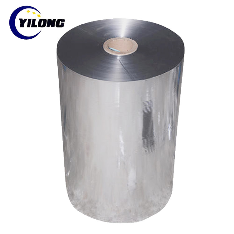 aluminum laminating metalized pet film 8 micron coated <strong>Pe</strong> 6 micron