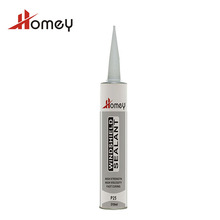 Homey P25 high viscosity fast cure excellent strength car glass repair pu adhesive