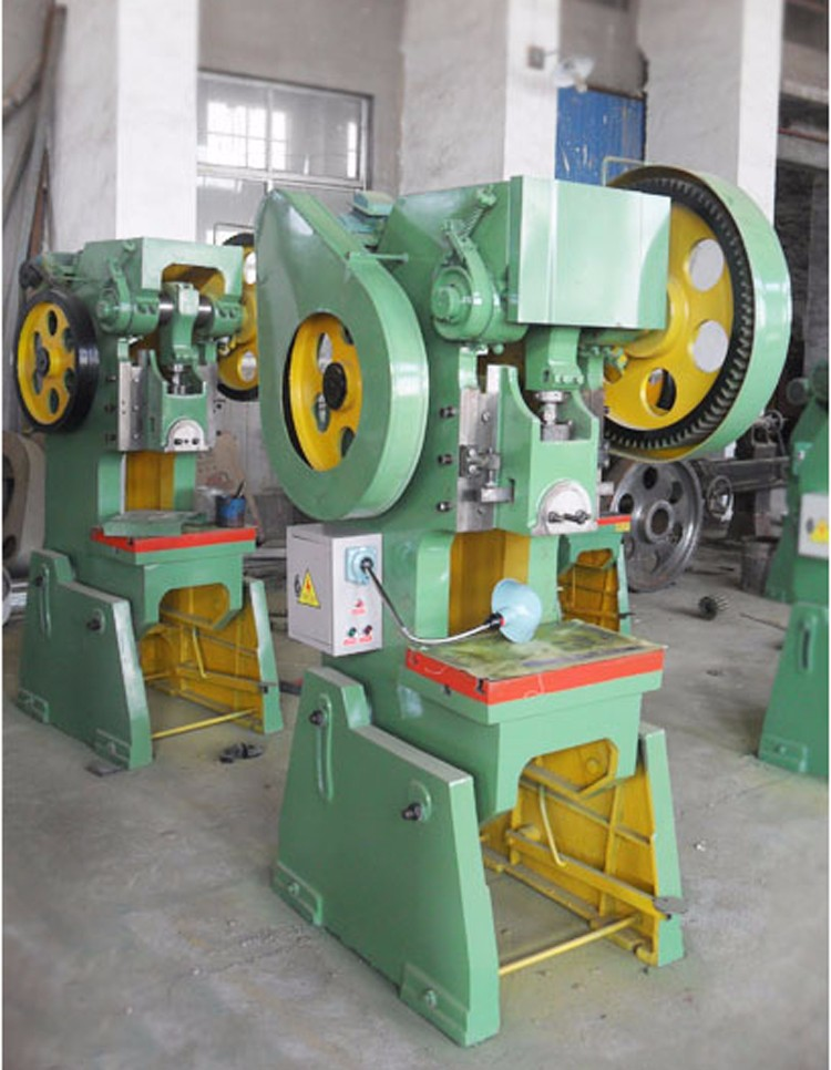 J23 series Mechanical Power Sheet Metal Stamping Press Machine