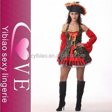 wholesale sexy Halloween pirates of the Caribbean costume