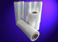 transparent PE shrink film label printing