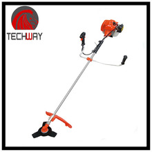 high quality nylon rope grass cutter machine 52CC mini grass cutter