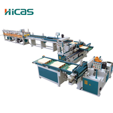 Hot Sale Hicas 65.35kw Woodworking Automatic Finger Joint Line Machine