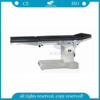 CE ISO AG-OT017 electric hydraulic bariatric operating table
