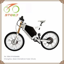 Optional color electric power high quality mountain e bike