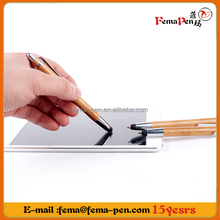 2016 hot selling promotional wood pen