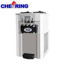 Factory price table-top soft serve ice cream machine for sale