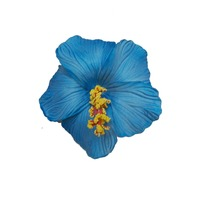 wholesale artificial foam hibiscus flower