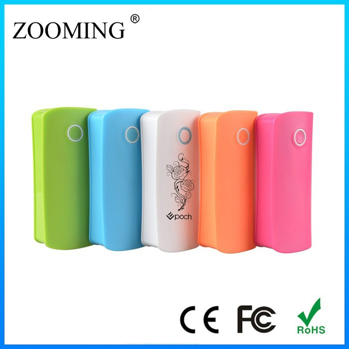 5200mah Power Bank Portable Charger External Battery For iphone 5 5s 6 Samsung Galaxy S4 Note 4 New 2015