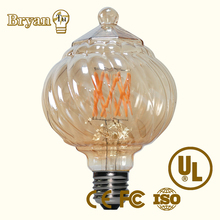 outdoor led garden lights lantern95 4w B22 led filament bulb