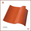 Good Prices colorful 310x310mm Spanish Roof Tiles