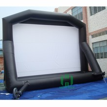 Indoor movie screen, projection screen for outdoor, cinema screen inflatable