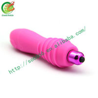 Hot Electric Silicon Dong Vibrator with flashlight,sex toys for women