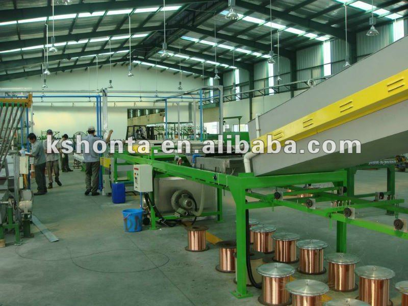 Annealing and Tinning Line