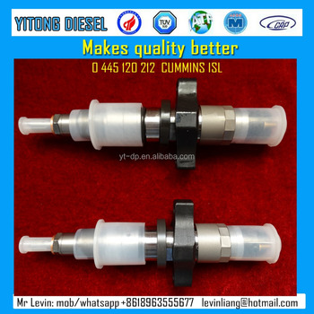 common rail injector 0445120212 fuel injection for diesel geniuine parts