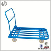 Durable 4 Wheel Metal Tool Cart / Trolley
