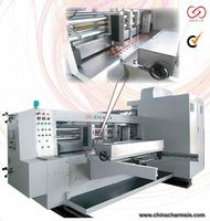 GIGA LX Auto 4 color felxo plate printing machine have CE