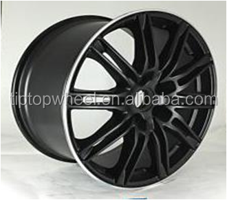 18 20 22 inch rim made in China alloy wheel for porsche German replica with pcd 5x130mm