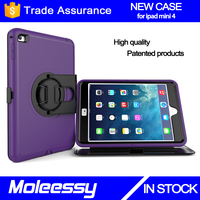 Unique customize hybrid drop resistance 8 inch tablet silicone case cover for iPad mini 4