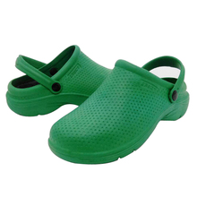 wholesale anti-skid operating room slippers hospital nurse working eva safety clogs medical shoes