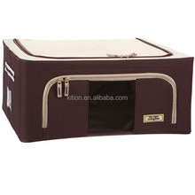 Clothes Folding Storage Box Home living box