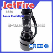 Q5 CREE High-Power 7W LED Zoomable Torch / Bicycle Lamp / Rechargeable