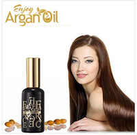 Private label moisturizing natural argan hair care aromatic oils