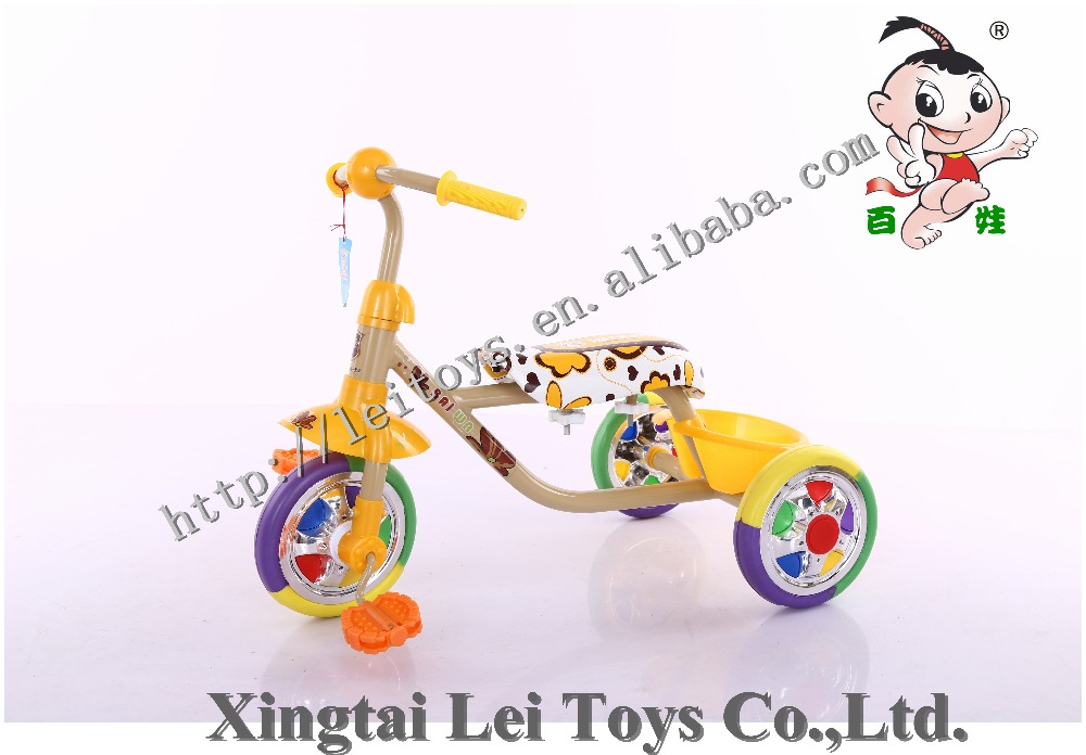2016 new model baby tricycle mini free style children tricycle kids trike in hebei china supplier