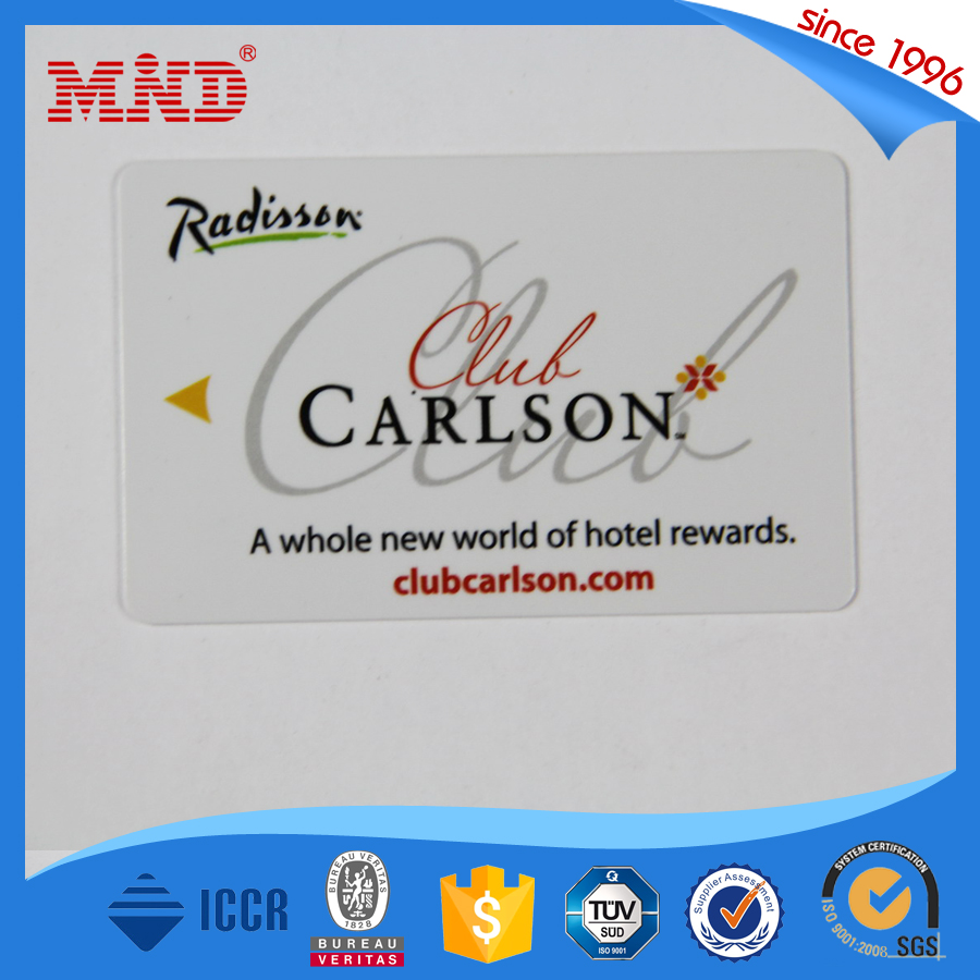 MDC0063 13.56mhz rfid smart card for access control