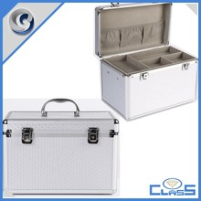 new hospital use aluminum box first aid tool case medicine box bandage case