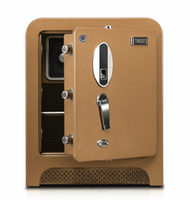 Factory price 2015 new type mounted steel plate electronic padlock bronze digi safe hotel room lock