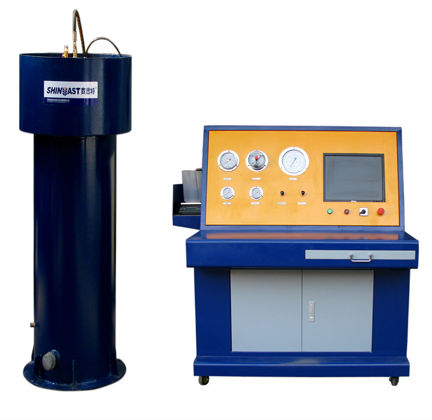 Hydrostatic Pressure Test Equipment for Gas Cylinder