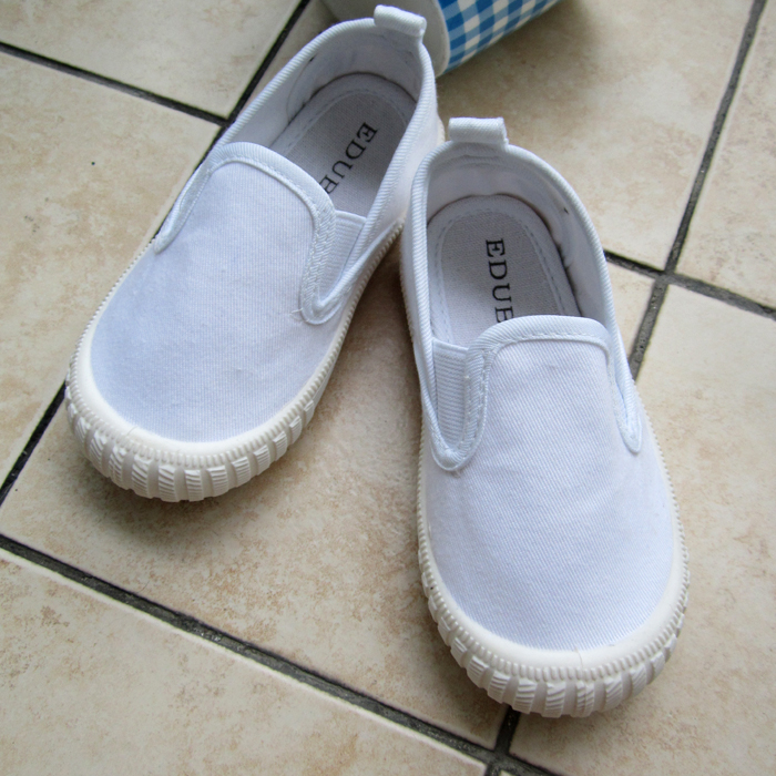 new model canvas causal shoes fit children manufacturer china