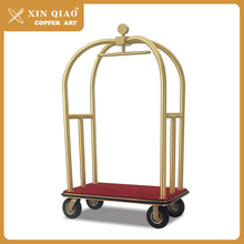 Hot china products wholesale hotel bellman utility carts