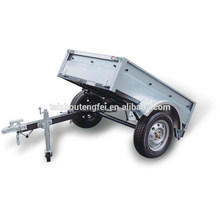 Top Selling Originality Good Price Scooter Box Trailer