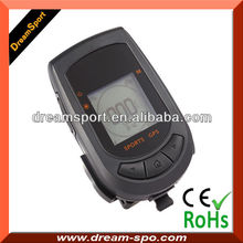DG-331 GPS cycle computer with navigation/compass/altimeter/odometer