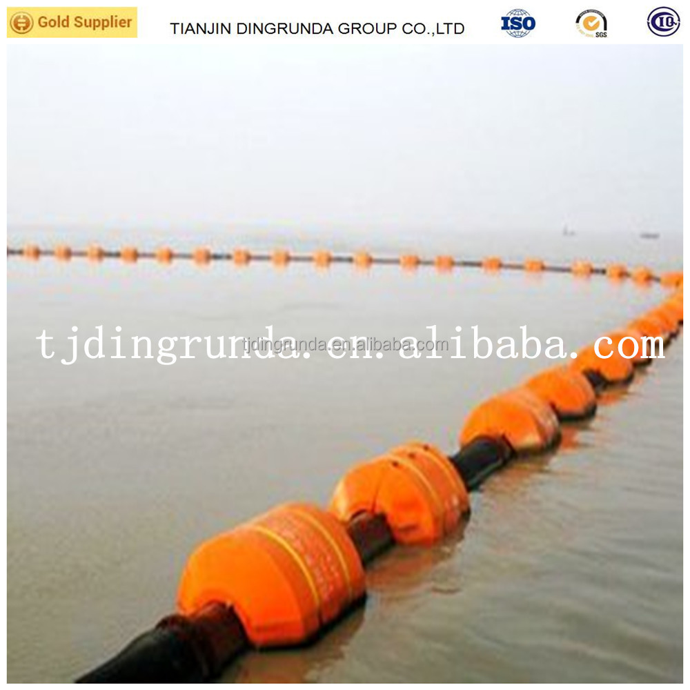 CE UHMWPE Water Discharging Pipe with HDPE Floater