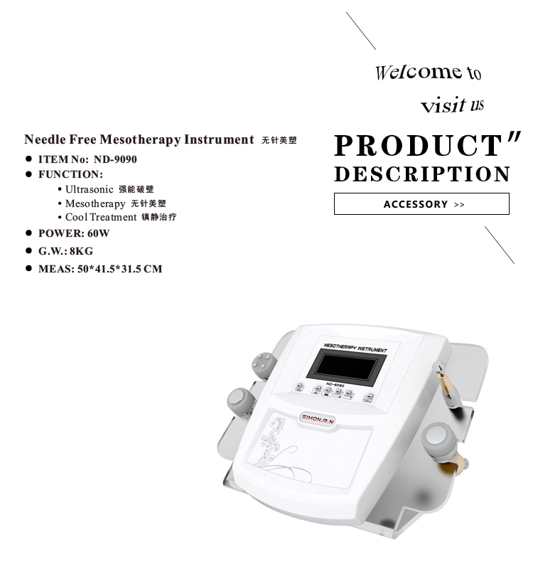 mesotherapy 4 in 1