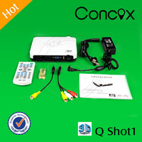 Latest projector mobile phone min/portable and convenient concox Q shot 1