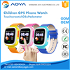 GPS Tracker SOS Call Children Smart Watch For Android IOS Phone Anti-lost Kids
