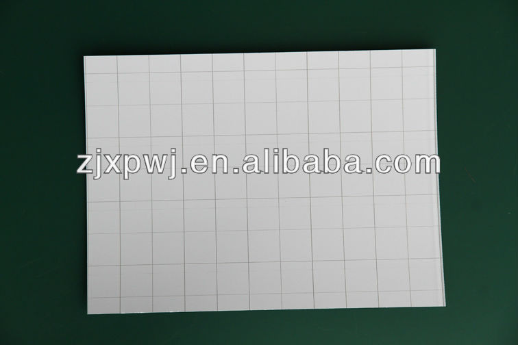 High Quality Prepainted Steel With Grid Line For Writing Board