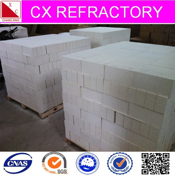 competitive price JM 23 light weight mullite insulation bricks refractory kiln bricks for sale