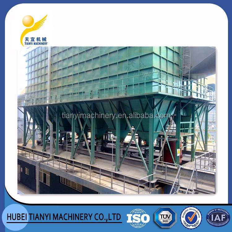 China hot sale high efficiency simple structure industrial dust collector machine