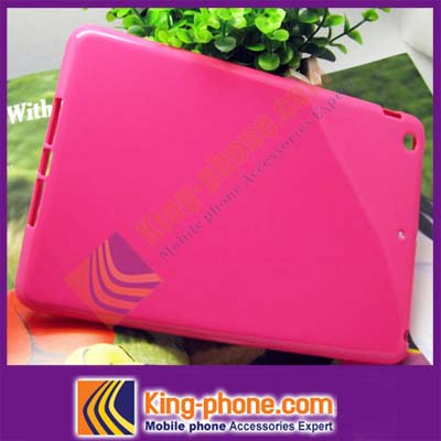 Solid Colour TPU Case for Ipad MINI,TPU Case